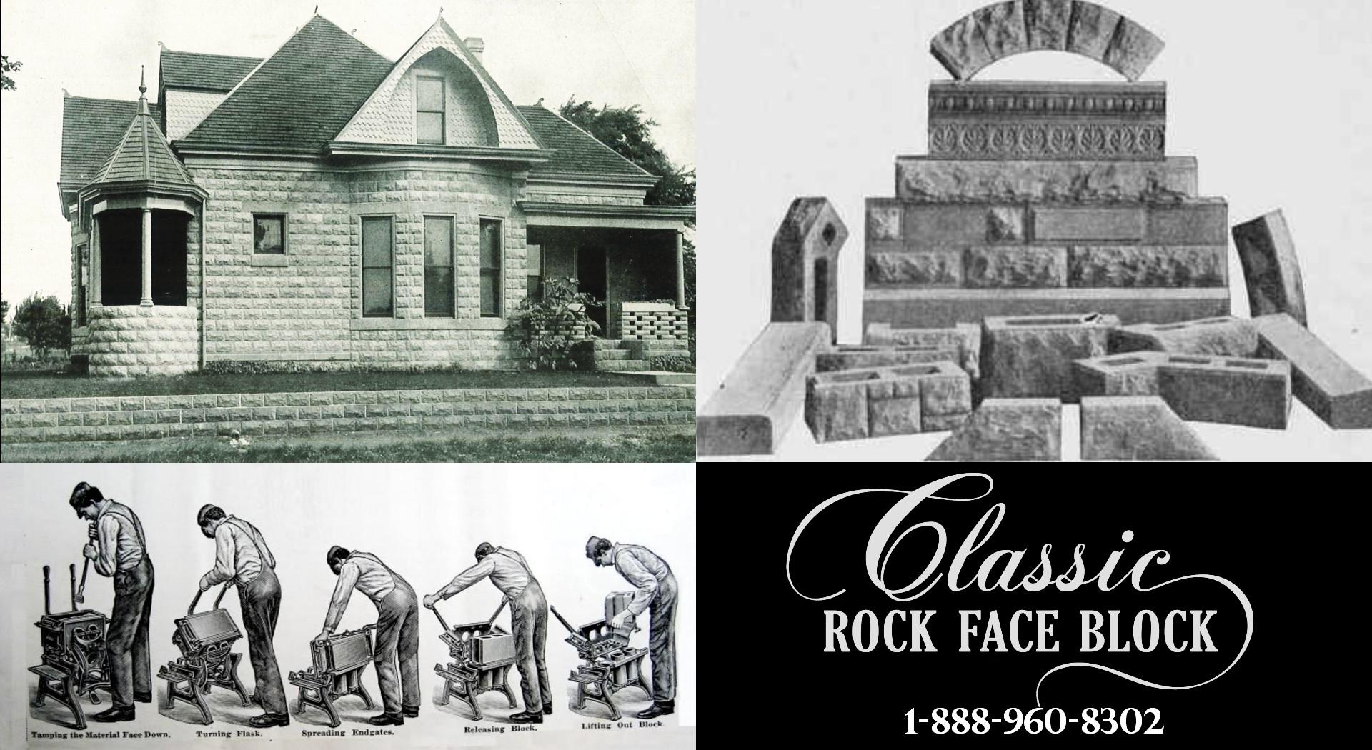 Classic Rock Face Block Slider 4