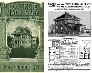 Classic-Rock-Face-Rusticated-Concrete-Sears-Block-Kit-House-Ad-American